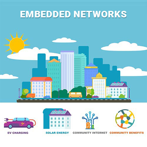 Embedded Networks