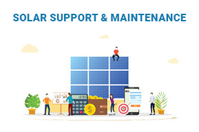 Solar Support & Maintenance